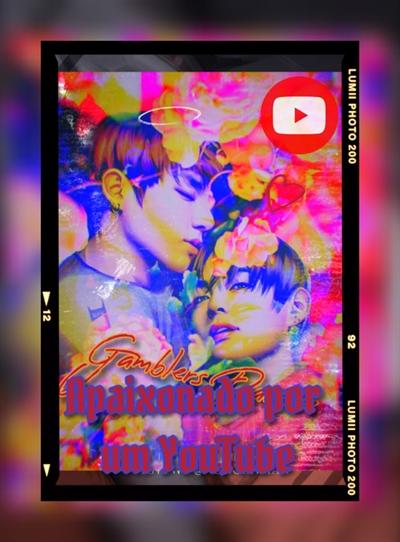 Fanfic / Fanfiction Apaixonado por um YouTube ( vkook - ABO )