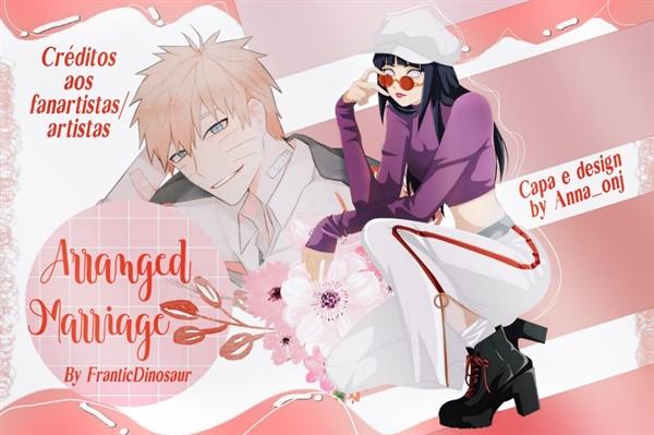 Fanfic / Fanfiction Arranged Marriage - NaruHina