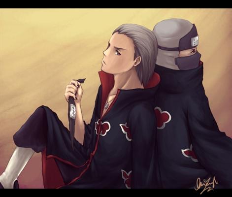 Fanfic / Fanfiction As tentativas de Hidan (KakuHidan) CANCELADO