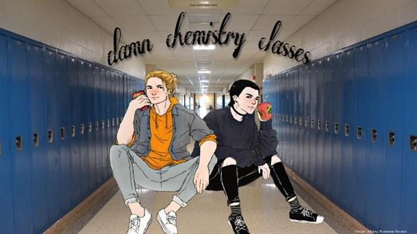Fanfic / Fanfiction Damn Chemistry Classes - Thorki