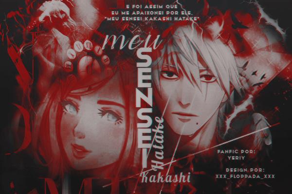 Fanfic / Fanfiction Meu sensei Hatake Kakashi - KakaSaku