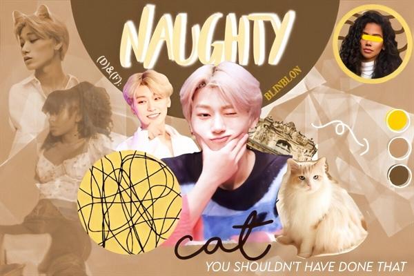 Fanfic / Fanfiction Naughty Cat — ATEEZ San