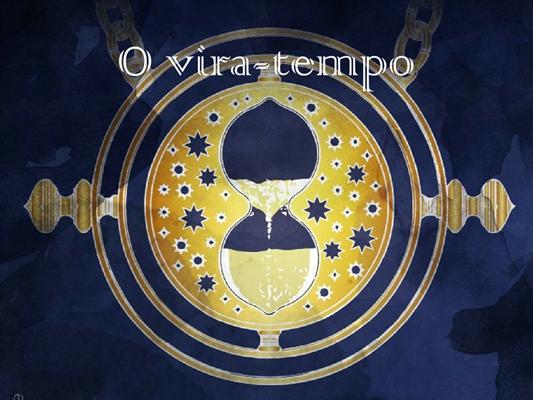 Fanfic / Fanfiction O vira-tempo