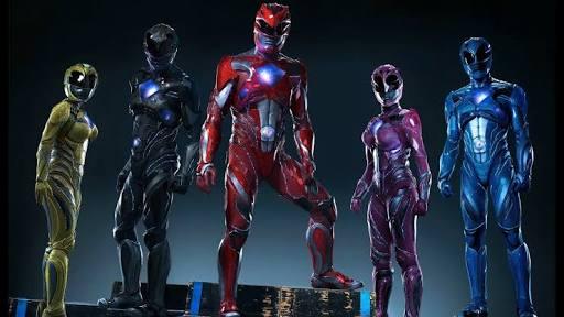 Fanfic / Fanfiction Power Ranger Segunda Temporada