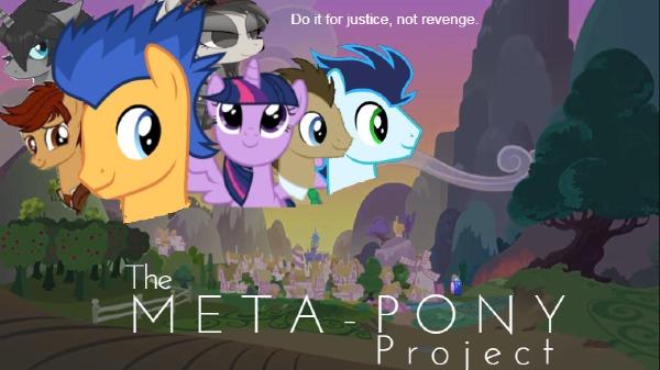 Fanfic / Fanfiction The Meta-Pony Project Season 4