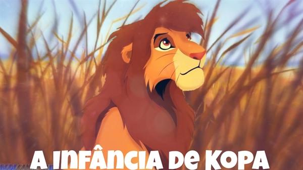 Fanfic / Fanfiction A Infância de Kopa