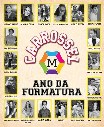 Fanfic / Fanfiction CARROSSEL - Ano da Formatura
