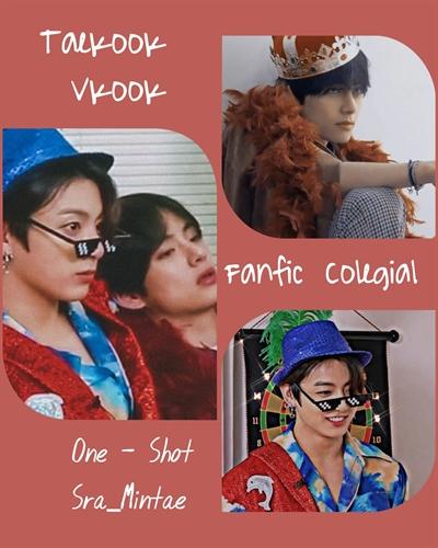 Fanfic / Fanfiction Colegial - (Taekook - Vkook) - one-shot