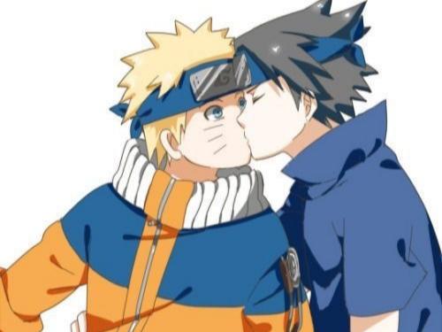 Fanfic / Fanfiction Eu te amo seu idiota..!(SasuNaru) (NaruSasu)