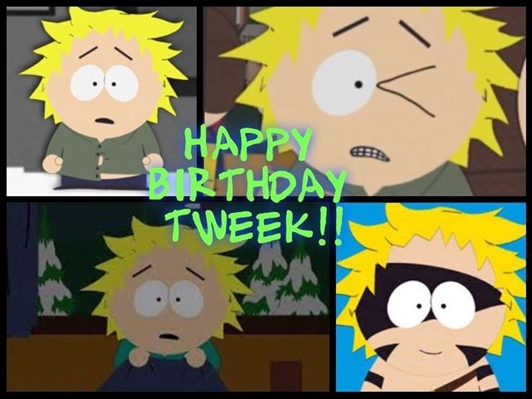 Fanfic / Fanfiction Feliz Aniversário Tweek!!!