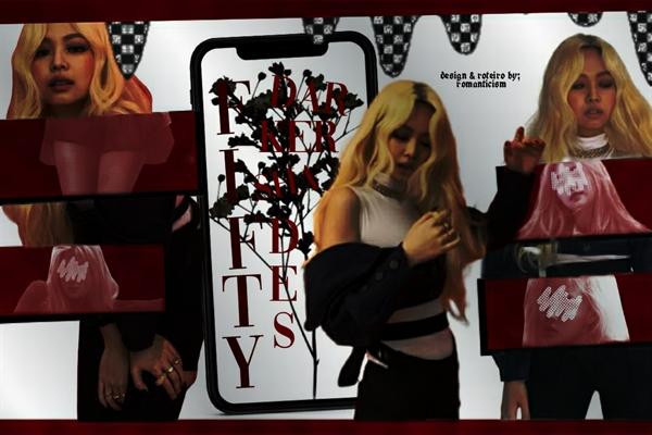 Fanfic / Fanfiction Fifty Darker Shades - Imagine Jennie (BlackPink)
