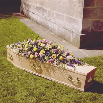 Fanfic / Fanfiction Funeral