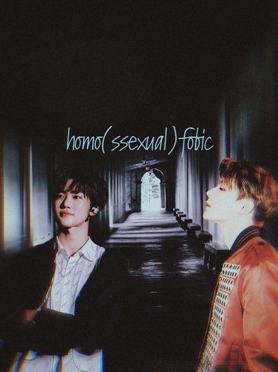 Fanfic / Fanfiction Homo(ssexual)fobic - nomin