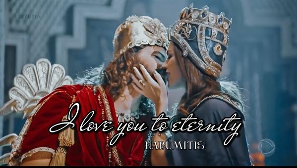 Fanfic / Fanfiction I love you to eternity - Nabumitis