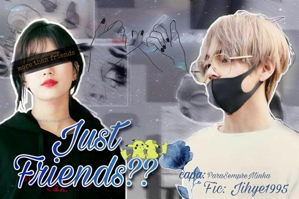 "Fanfic / Fanfiction Imagine- TAEHYUNG bts- "" Just friends?"" -hot"