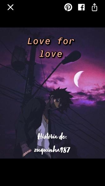 Fanfic / Fanfiction Love for love - Dabi