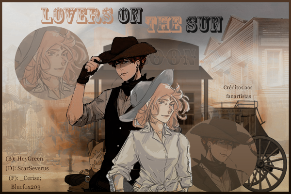 Fanfic / Fanfiction Lovers On The Sun - GaaSaku