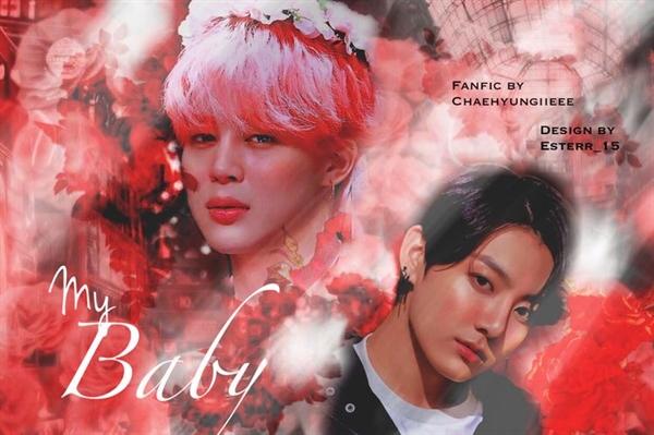 Fanfic / Fanfiction My baby - Jikook (ABO)