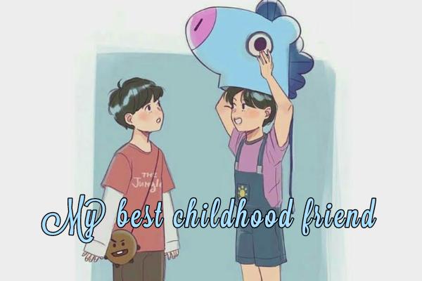 Fanfic / Fanfiction My best childhood friend -SOPE,YOONSEOK-