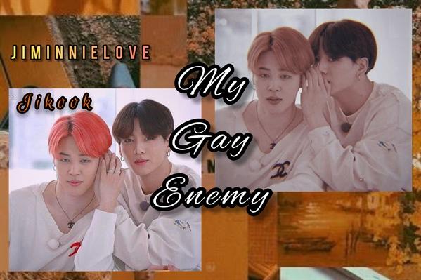 Fanfic / Fanfiction My Gay Enemy - Jikook