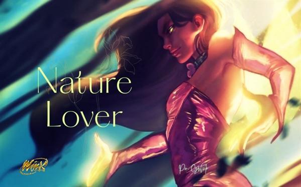 Fanfic / Fanfiction Nature Lover