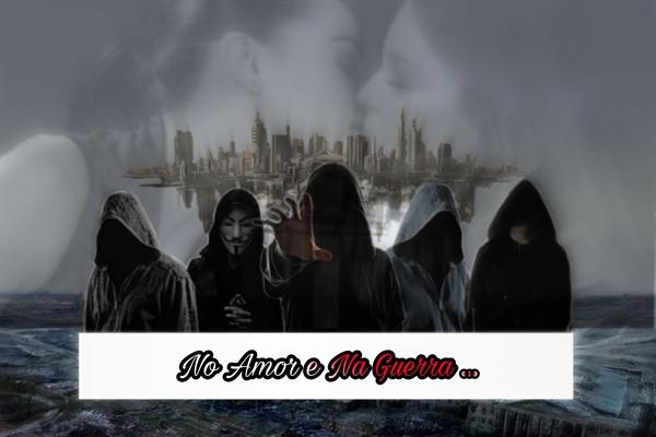 Fanfic / Fanfiction No Amor e Na Guerra... (Supercorp - G!p)
