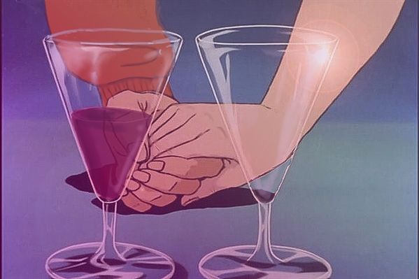 Fanfic / Fanfiction O gosto de uva em nossas mentiras - Sope