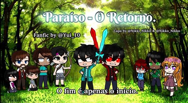 Fanfic / Fanfiction Paraíso - O Retorno.