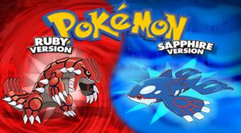 Fanfic / Fanfiction Pokémon ruby e saphire