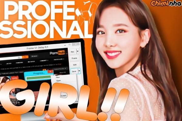 Fanfic / Fanfiction Professional Girl!! - (imagine Nayeon)