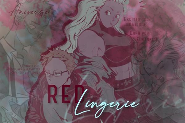 Fanfic / Fanfiction Red lingerie