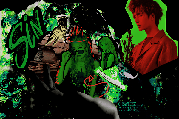 Fanfic / Fanfiction Sin