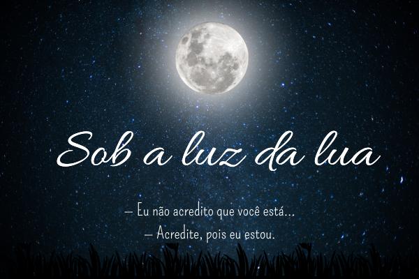 Fanfic / Fanfiction Sob a luz da lua