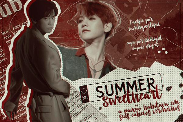Fanfic / Fanfiction Summer Sweetheart