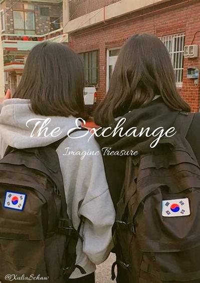 Fanfic / Fanfiction The Exchange (Imagine Treasure)