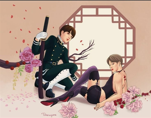 Fanfic / Fanfiction The hot Prince (Jikook hot)