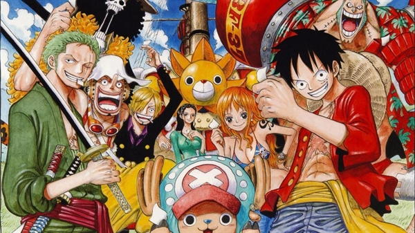 Fanfic / Fanfiction Vish estamos em One Piece