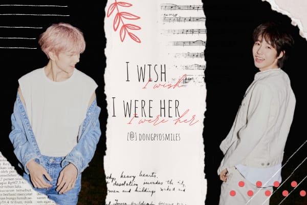 Fanfic / Fanfiction Wish i were her