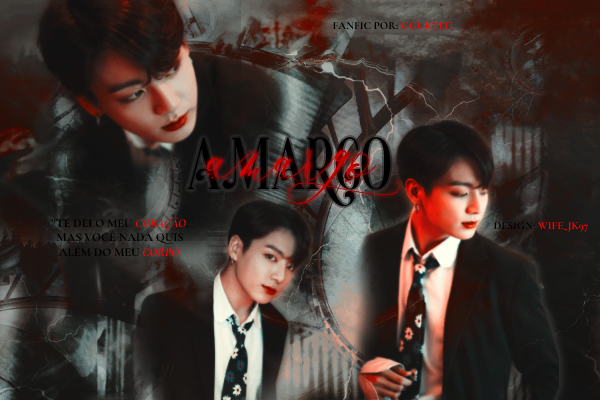 Fanfic / Fanfiction Amargo (Jeon Jungkook)