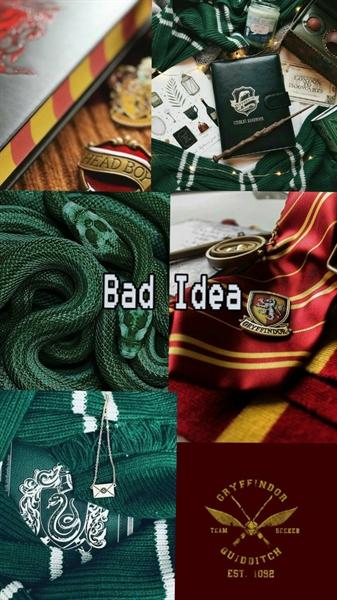 Fanfic / Fanfiction Bad idea- Drarry