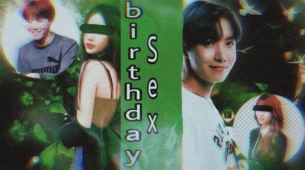 Fanfic / Fanfiction Birthday Sex(Oneshot) (Imagine Hoseok)
