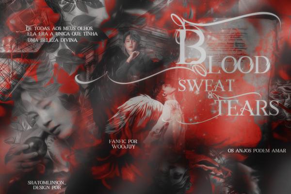 Fanfic / Fanfiction Blood, Sweat and Tears - (Park Jimin)