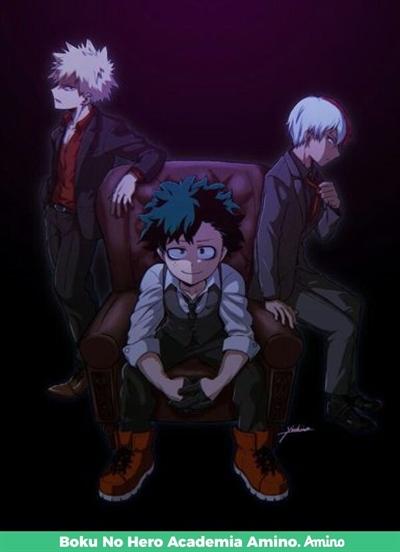 Fanfic / Fanfiction Boku No Hero Academy: One Villain,One Quirk