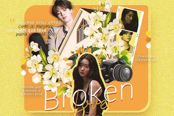 Fanfic / Fanfiction Broken Love - Park Jimin
