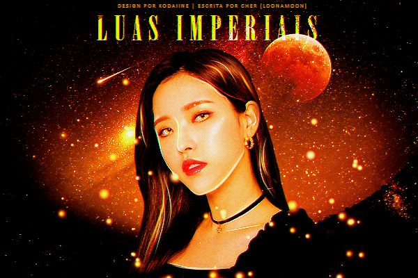 Fanfic / Fanfiction Congresso das Luas Imperiais