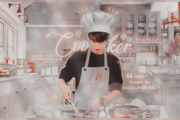 Fanfic / Fanfiction Cooker (Imagine Jungkook - BTS)