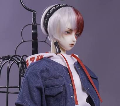 Fanfic / Fanfiction Doll