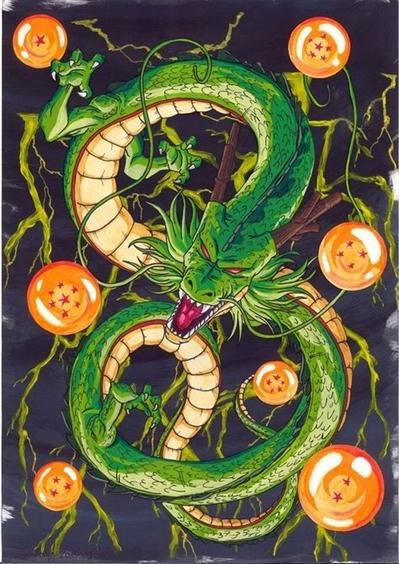 Fanfic / Fanfiction Dragon ball (SEM VAGAS)