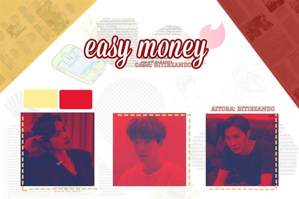 Fanfic / Fanfiction Easy money ( taeyoonseok)