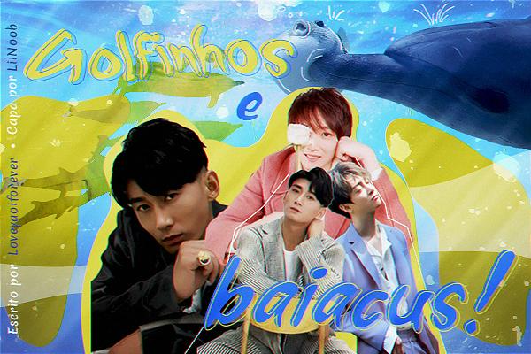 Fanfic / Fanfiction Golfinhos e baiacus!
